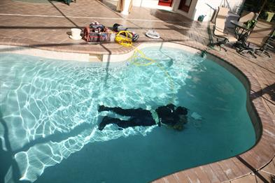 Leak Detection for Pools