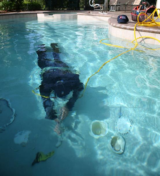 Commercial & Municipal Pool Leak Detection